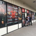 Snap Fitness - Finished Store Front Vinyl