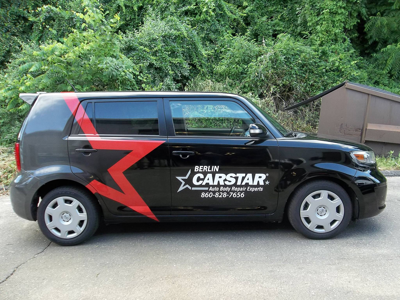 CARSTAR - Vehicle Graphics